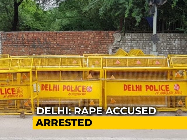 Video: Man Accused Of Raping 12-Year-Old Girl Inside Her Home In Delhi Arrested