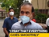 Video : Ready For NEET, JEE: Assam Health Minister Amid Spike In Positivity Rate