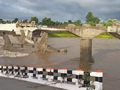 In Madhya Pradesh, New Bridge Collapses Amid Heavy Rain