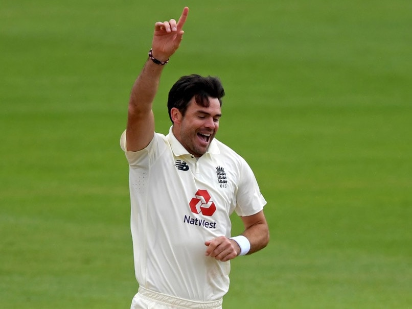 James Anderson Becomes First Fast Bowler To Take 600 Test Wickets - NDTVSports.com
