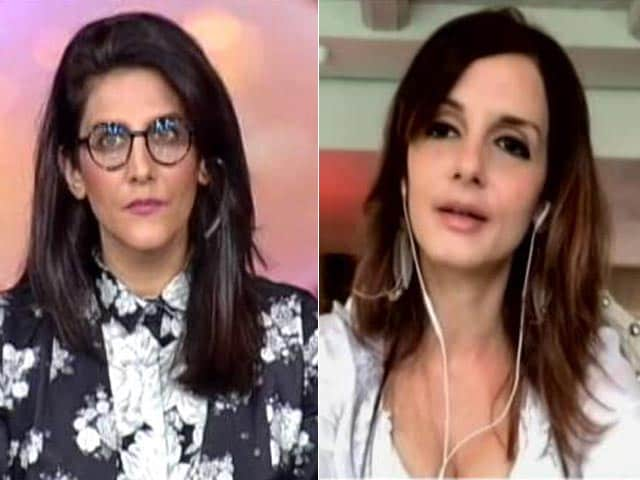 Video : Sussanne Khan Talks About Pandemic, Challenges As An Entrepreneur Amid Covid