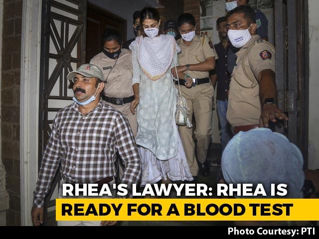 Video : Sushant Rajput Case: Drug Probe Against Rhea Chakraborty Over Phone Chats