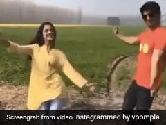 Sushant Singh Rajput ने खेत में किया माधुरी दीक्षित के गाने पर जबरदस्त डांस, पुराने Video ने मचाया धमाल