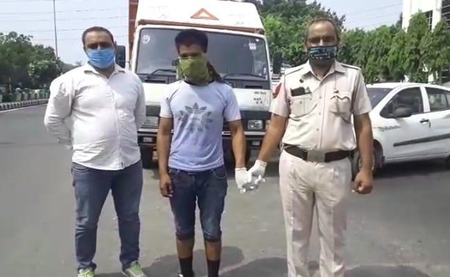 Man Who Ran Over Senior Delhi Cop On Duty Last Week Arrested
