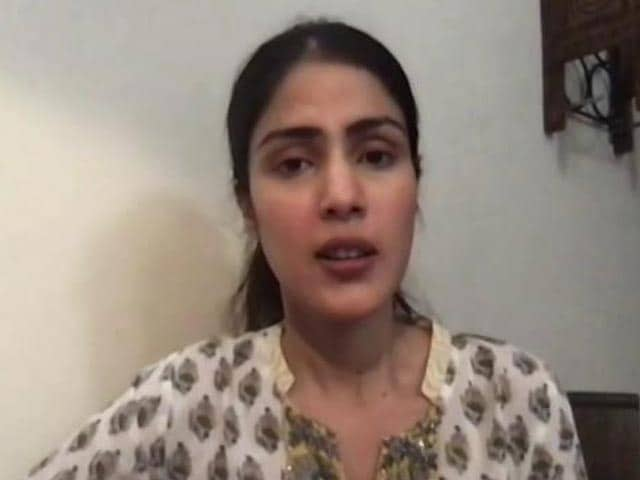 """Video : """"Sushant Was In Touch With His Family About Depression"""": Rhea Chakraborty"""