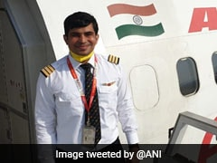 Air India Express Staff Pay Tribute To Kerala Plane Co-Pilot, Family Wants Job For Wife