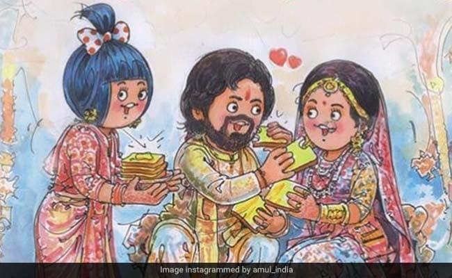 The Miheeka Bajaj-Rana Daggubati Wedding Left Amul Utterly Butterly Smitten