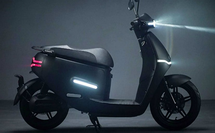 The Horwin EK3 is manufactured in China and features neo-retro styling with 200 km range