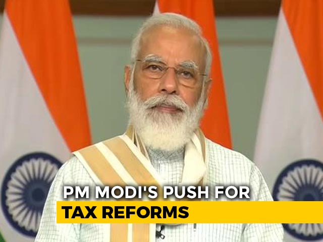 Video: Faceless Assessment, Taxpayers' Charter From Today, Says PM Modi