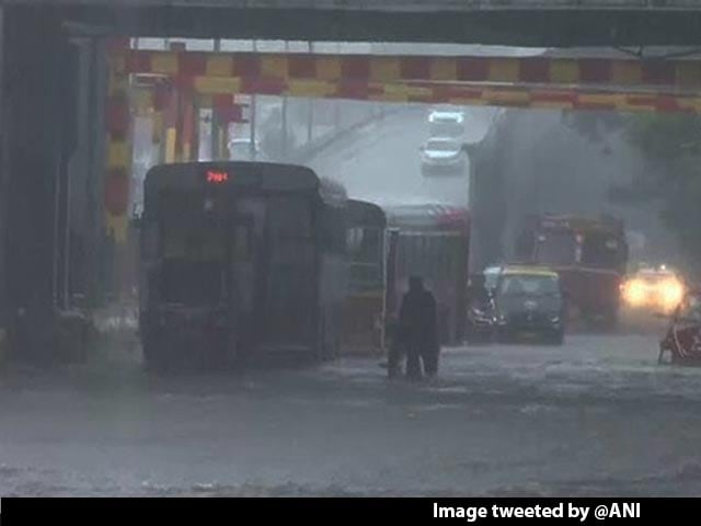 Video : Mumbai's Colaba Sees Heaviest Single-Day Rain In August In 46 Years