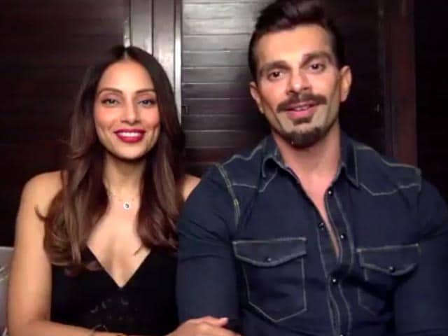 Bipasha Basu & Karan Singh Grover On Dangerous, Their Workout Routines & More
