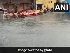 मध्यप्रदेश  में दो दिन से भारी बारिश जारी, भोपाल में बाढ़ में फंसे 85 लोगों को बचाया गया