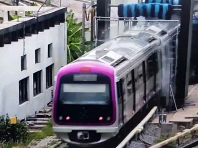 Video : Bengaluru Metro Prepares Comeback Plan As Losses Cross Rs 120 Crore