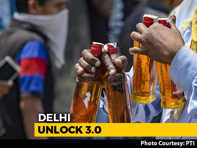 Video : Liquor To Be Served Soon In Delhi's Hotels, Restaurants