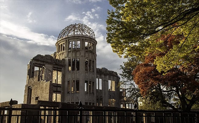 Hiroshima Day: 'Free The World Of Nuclear Weapons,' Says UN Chief