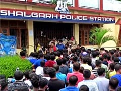 BJP, Congress Workers Clash In Tripura On Rajiv Gandhi Birth Anniversary