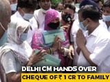 Video : Rs 1 Crore For Family Of Delhi Sanitation Worker Who Died Of Covid
