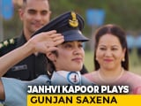 Video : First Impressions of <i>Gunjan Saxena: The Kargil Girl</i>