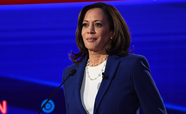 Vice Presidential Nod, The Latest In A Career Of Firsts For Kamala Harris - NDTV