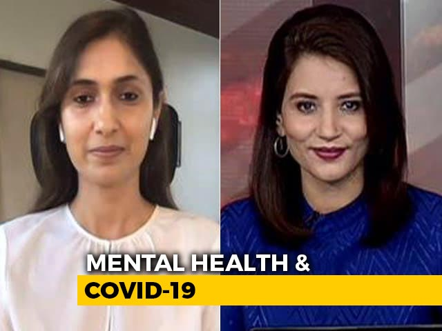 Video: Mental Health During The Pandemic