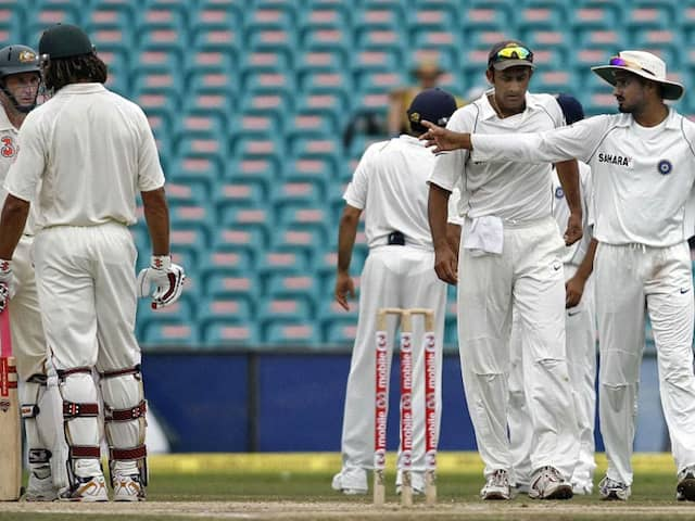 Anil Kumble Reveals Why He Decided Not To Pull Out Of 2008 Australia Tour