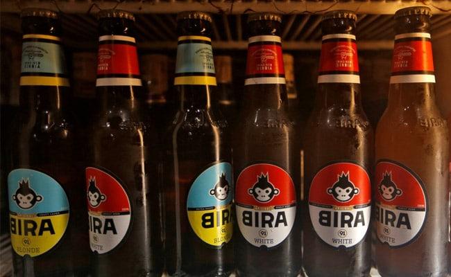 Cervecera Bira hablando con cerveceros extranjeros sobre una posible venta de participación: CEO