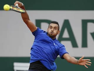 "Nick Kyrgios Says Chances Of Him Playing In French Open Are ""Slim To None"""
