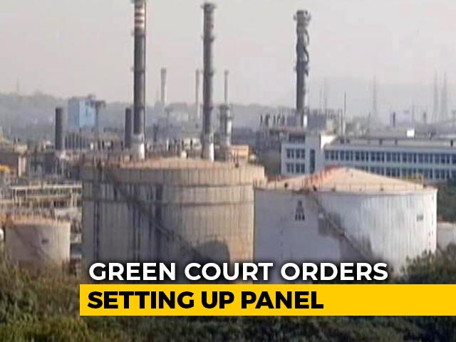 "Video : Green Court Fines 4 Firms ₹ 286 cr For Mumbai's ""Gas Chamber-Like"" Air"