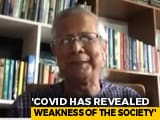 Video : COVID-19 Has Exposed Weakness Of Financial Systems, Says Nobel Laureate