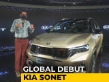 Video : Kia Sonet Subcompact SUV First Look: Small SUV Big Expectations