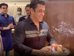 Ganesh Chaturthi 2020: Inside Salman Khan's Festivities With Family