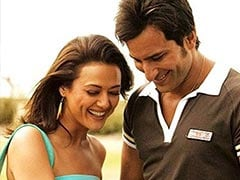 """100 Percent Original Nut"": Preity Zinta Describes Her ""Funniest"" Co-Star Saif Ali Khan"