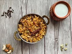 Janmashtami 2020: Make The Festivities Sweeter With This Sweet Saffron Rice Recipe