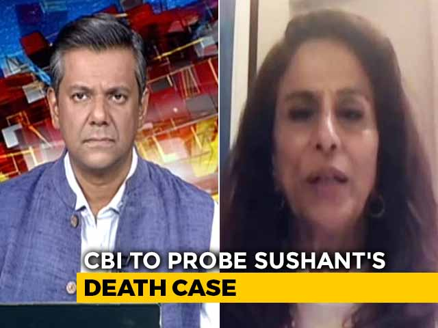 Video : Obvious From Start a Political Game is Being Played: Shobha De
