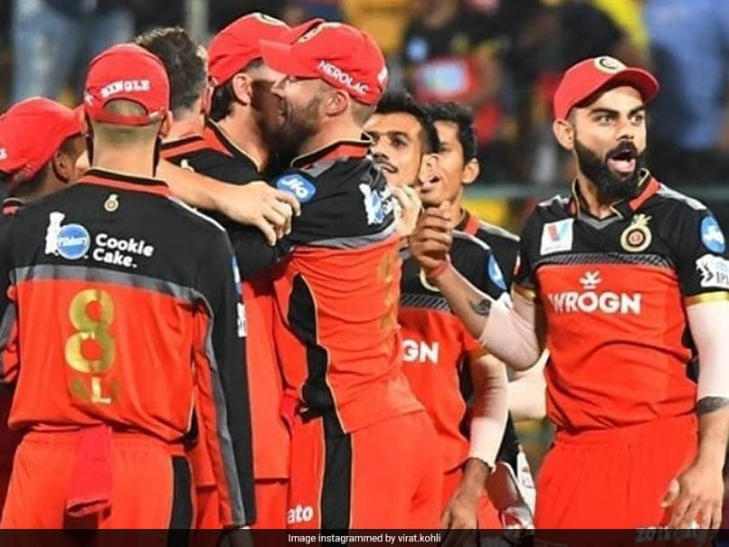 Virat Kohli Cant Wait For IPL To Start, Shares Photos With RCB Teammates