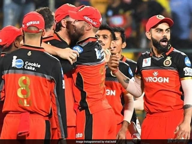 Virat Kohli Cant Wait For IPL To Start, Shares Photos With RCB Teammates