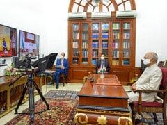 Admirers Across Political Spectrum: President On Atal Bihari Vajpayee