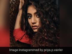 Priya Prakash Varrier ने बोरियत दूर भगाने के लिए यूं किया डांस, Video हुआ वायरल