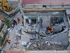 At Least 29 Dead, Dozens Injured After Restaurant Collapses In China