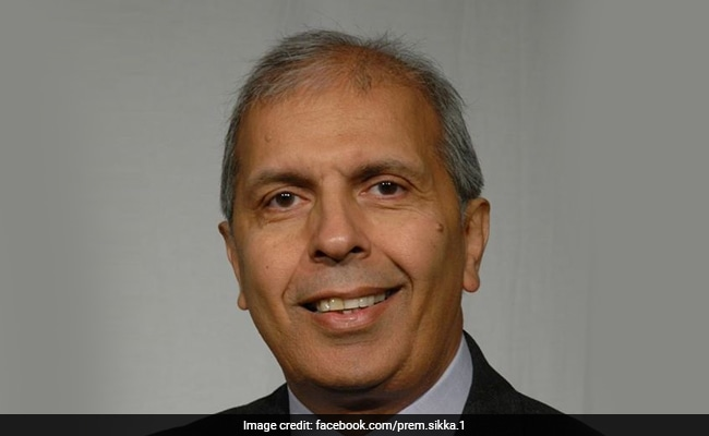 Indian-Origin Prem Sikka Nominated To UK Parliament