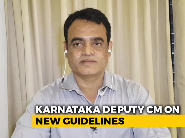 "Video : ""Time To Open Up, Build Confidence Among Travellers"": Karnataka Eases Curbs"