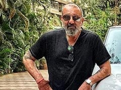 """I Will Be Back Soon"": Sanjay Dutt Takes A Break From Work"