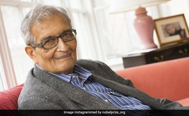 """Big Gap Between Shantiniketan Culture And Vice Chancellor"": Amartya Sen"