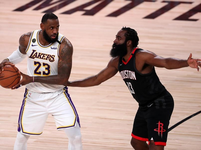 NBA Playoffs: LeBron James Guides LA Lakers To First Western Conference Final In 10 Years