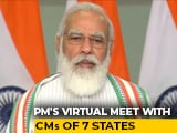 Video : PM To Hold Meet With Chief Ministers Of 7 States On Wednesday As Covid Cases Rise