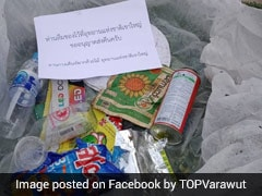 Thai National Park Mails Rubbish Back To Tourists Who Litter
