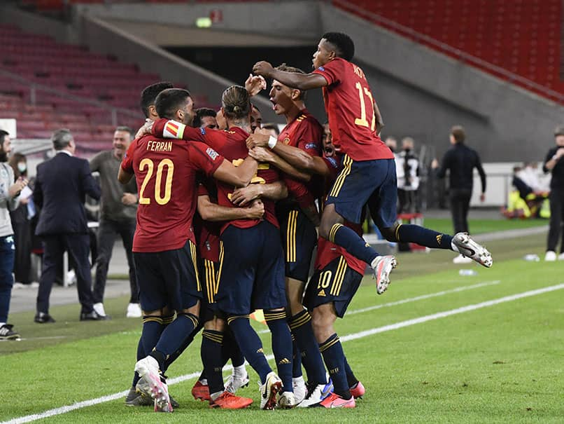 UEFA Nations League: Jose Luis Gayas Last-Gasp Goal Gives Spain 1-1 Draw Against Germany