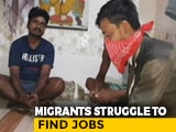 Video : Migrants Head Back To Mumbai, But Struggle To Find Jobs Amid Covid