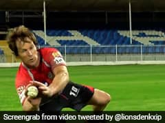 Watch: KXIP Coach Jonty Rhodes Flies To Show Fielding Skills Ahead Of IPL