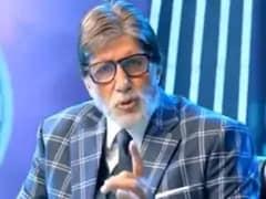 """Love You King,"" Writes Ranveer Singh On Amitabh Bachchan's <I>Kaun Banega Crorepati</I> Post"